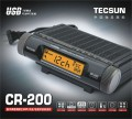 RADIO CLOCK TECSUN CR- 200