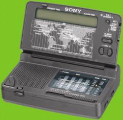 RADIO SONY ICF-SW12