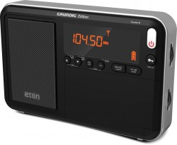 RADIO GRUNDIG G8 TRAVELER model mới- GRUNDIG Eton NGWTIIIB Traveler III