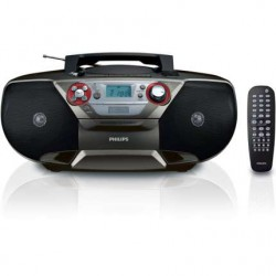 RADIO CASSETTE PHILIPS AZ- 5740 (DVD/USB)