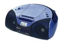 RADIO CASSETTE  SONY CFD-S100