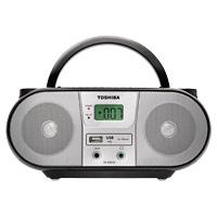 RADIO CASSETTE CD TOSHIBA TX-CRU10D ( CÓ USB)