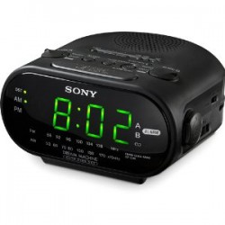 RADIO CLOCK SONY ICF-C318