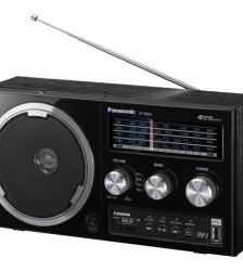 ĐÀI RADIO USB PANASONIC RF-800U (mp3)