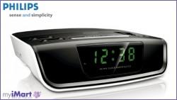 ĐÀI RADIO BÁO THỨC PHILIPS AJ 3122 ( PHILIPS RADIO ALARM CLOCK)