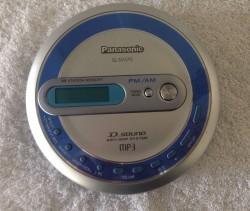 MÁY NGHE ĐĨA CD WALKMAN PANASONIC SL-SV570 MP3