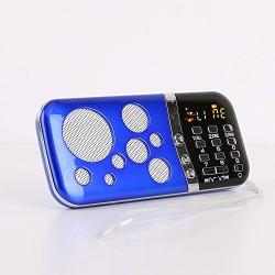 Loa Nghe Nhạc USB Thẻ Nhớ FM PN-99