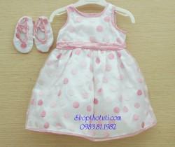 3032.Váy Target công chúa sz nhí kèm giầy -209vas
