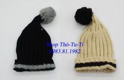 4023.  Mũ len HQ hình thú các màu BT BG-580mus