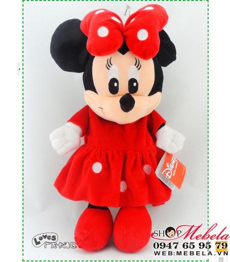 BL11 Balo chuột Mickey - Mini cho bé