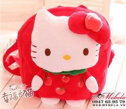 BL18 Balo Hello Kitty  cho bé