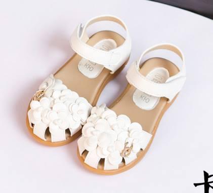 XD80 - Sandal hoa nhí size 23 - 30 (form nhỏ)