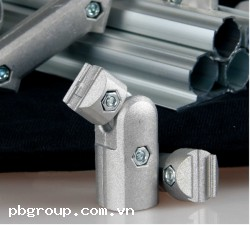 Ống , khớp nối nhôm - Aluminium alloy pipe and joint