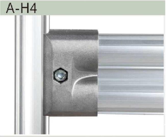 Khớp nối nhôm A-H4