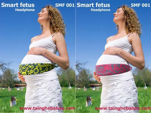 Tai nghe bà bầu Smart Fetus SMF-002