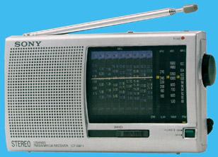 ĐÀI RADIO SONY ICF-SW11