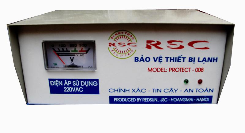 THIẾT BỊ BẢO VỆ TỦ LẠNH CHẤT LƯỢNG CAO  RSC- STANDA PRO-008