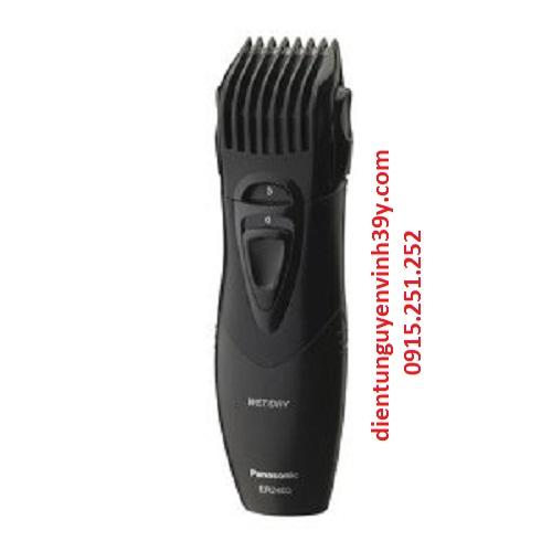 Tông đơ tỉa râu, cắt tóc pin  Panasonic ER-2403K xách Mỹ
