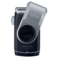MÁY CẠO RÂU DU LỊCH BRAUN M90 dùng pin xách mỹ
