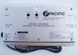 BỘ KHUYẾCH ĐẠI TRUYỀN HÌNH CÁP PACIFIC PDA-8640