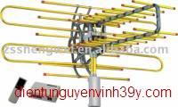 Anten ngoài trời điều khiển từ xa quay 360 độ   WA-1050TG