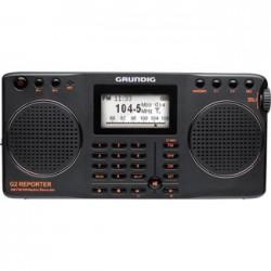 RADIO GRUNDIG NG2B G2 REPORTER (AM/ fm/ Sw RADIO RECORDER)