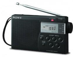 ĐÀI RADIO FM SONY ICF-M260 ( AM/ FM/ TV digital tuning radio )