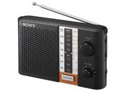 ĐÀI RADIO 3 BĂNG TẦN  SONY ICF-F12S