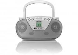 ĐÀI ĐĨA CD , USB ,RADIO TOSHIBA TY-CRU8 ( usb)