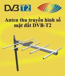 Anten ngoài trời DVB-T2 - HKD AT-H5 ( + 12m dây)