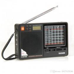 ĐÀI RADIO ĐA BĂNG TẦN MỚI TECSUN R-2010D CÔNG NGHỆ DSP