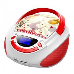 ĐÀI ĐĨA CD , USB, BLUETOOTH GOLDYIP BT-9236 MUC PHIÊN BẢN ĐẶC BIỆT