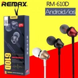 TAI NGHE CAO CẤP REMAX RM-610D