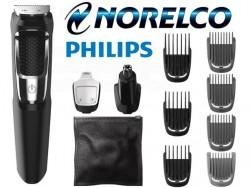 BỘ TÔNG ĐƠ CẮT TÓC TỈA RÂU PHILIPS MG3750 NEW Philips Norelco Multi Groomer 3000/MG3750