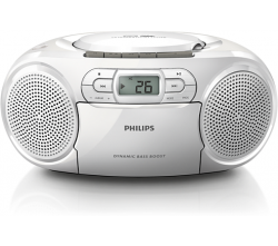 ĐÀI ĐĨA CD , USB ,RADIO CASSETE PHILIPS AZ-328W