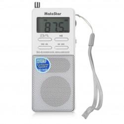 ĐÀI RADIO FM NGHE NHẠC MINI MATESTAR RA-3