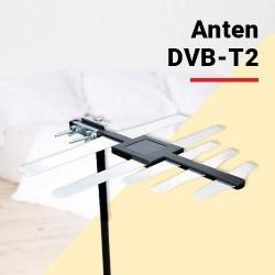 ANTEN NGOÀI TRỜI DVB-T2 CHẤT LƯỢNG CAO HKD 106-T2 CHO TIVI VÀ ĐẦU THU