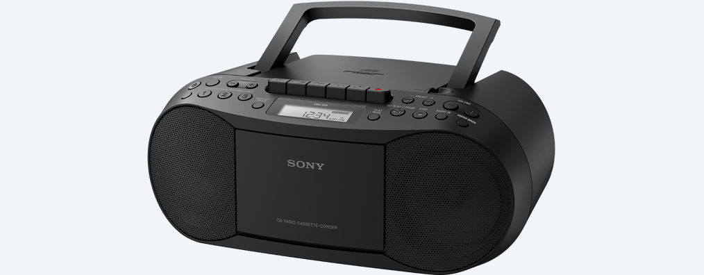 RADIO CASSETTE SONY CFD-S70