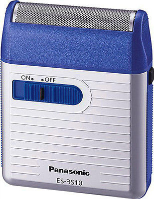 MÁY CẠO RÂU PANASONIC ES- RS10 ( made in japan) dùng pin AA