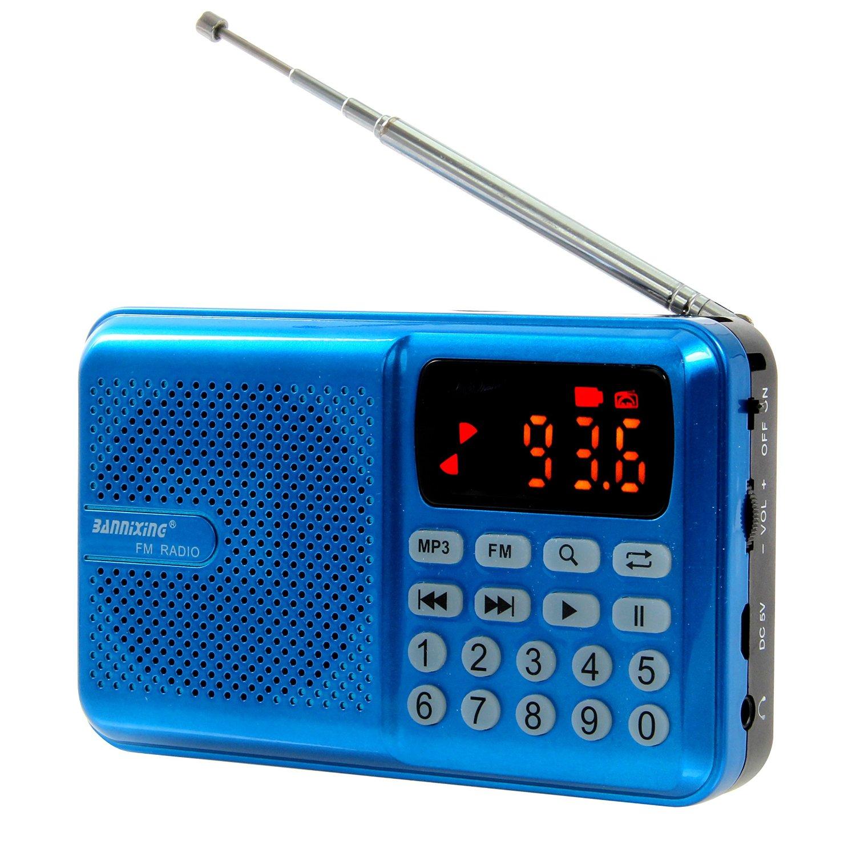 ĐÀI FM nghe nhạc USB BANNIXING D-69E