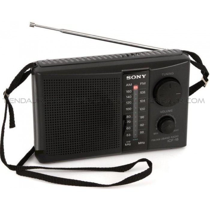 ĐÀI RADIO FM /AM SONY ICF-18