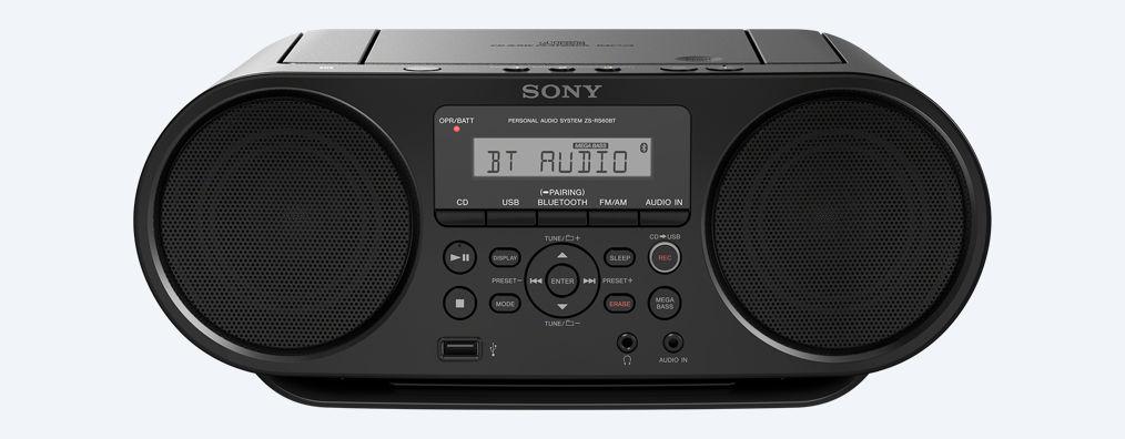 ĐÀI ĐĨA CD ,USB , ĐÀI CD  HỌC NGOẠI NGỮ SONY ZS-RS60BT