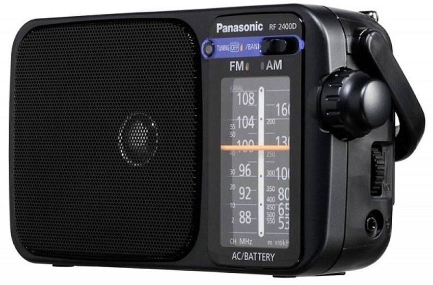 ĐÀI RADIO PANASONIC CẮM ĐIỆN PANASONIC RF-2400D