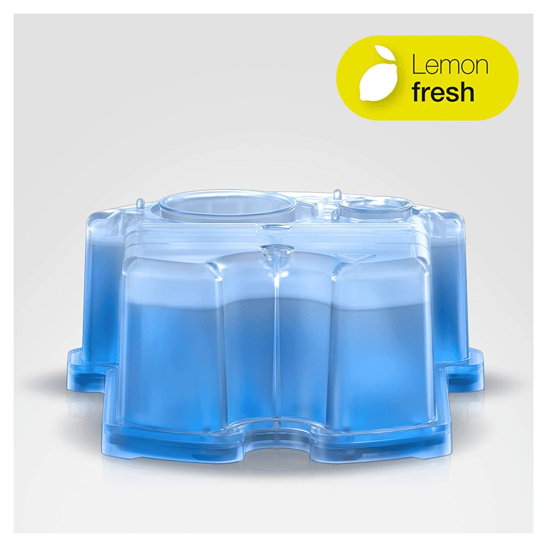 Hộp nước rửa Clean @ Renew  Cartridges cho máy cạo râu BRAUN