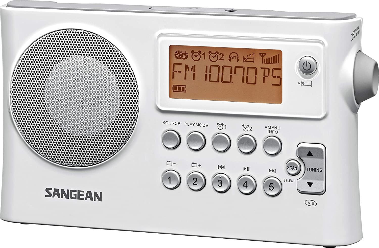 ĐÀI RADIO SỐ NGHE NHẠC USB SANGEAN PR-D14 Thương hiệu Mỹ