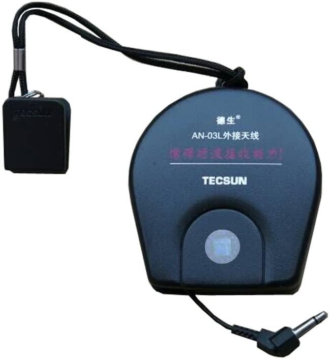 ANTEN TĂNG CƯỜNG SÓNG FM/SW TECSUN AN-03L CHÂN CẮM 3.5mm