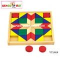 Bảng xếp hình khối toán học Benho YT5464
