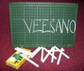 Bảng tập viết chữ đẹp Benho  YT3139