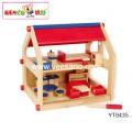 Lắp ráp nhà Búp bê (Loại nhỏ) Benho YT8435
