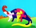 Ghép hình khủng long VB02